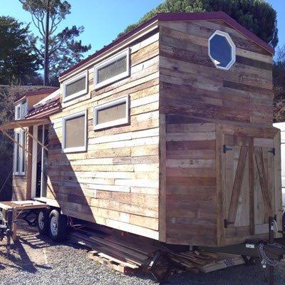 Blue Jay Tiny House Plans
