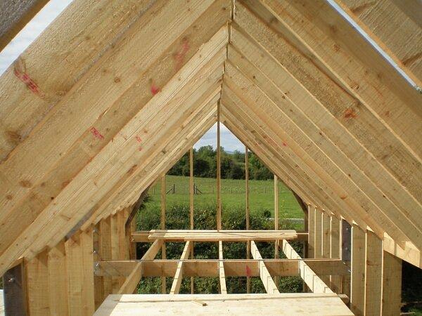 interior tiny house framing - Tiny House Framing