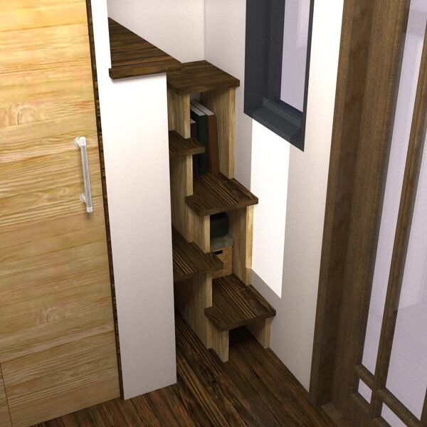 The Nook Tiny House Plans