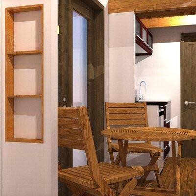 The BRV2 Tiny House Plans