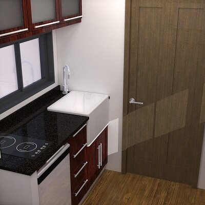 The BRV1 Tiny House Plans