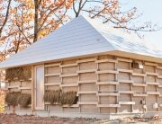A Recipe to Live - Straw House, Waseda University