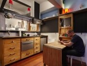 Steve Sauer Tiny Condo in Seattle