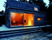 Woody35 Cabin in Norway by Marianne Borge - Humble Homes