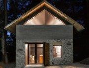 Atelier Kitchen Haidacher - Lukas Mayr Architekt - Atelierk Bei Nacht - Small House - Humble Homes