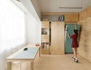 Multifunctional Studio by Raanan Stern - Tel-Aviv - Humble Homes