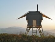 Sauna - Huginn & Muninn by Atelierforte Portada - Humble Homes