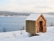Freya and Robin - Studio Weave - Pavilion 1 - Humble Homes