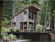 New York Cabin in the Woods 1 - Scott Newkirk - Humble Homes