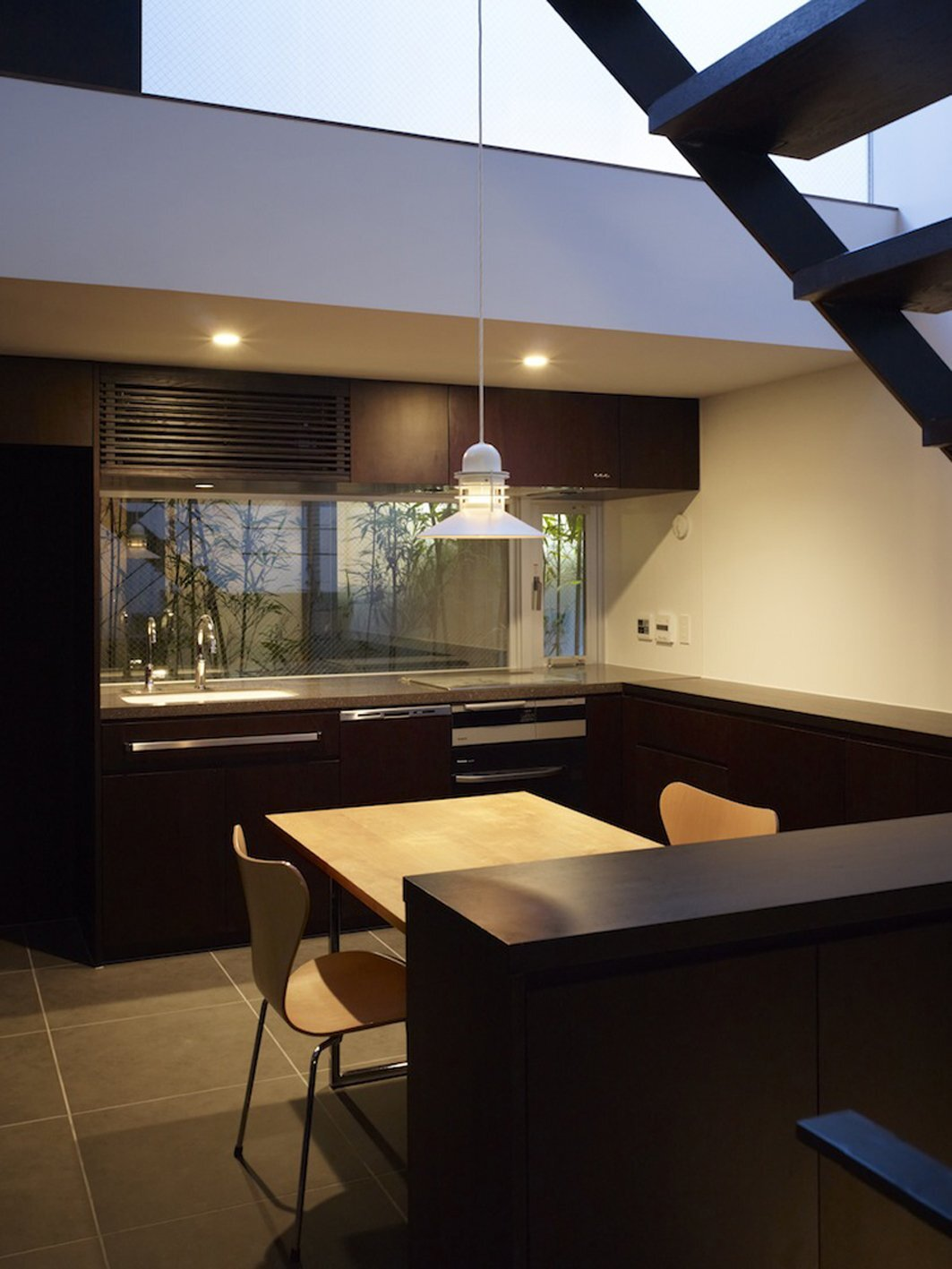Shirokane House by MDS - Tokyo - Japan - Small House - Kitchen - Humble Homes