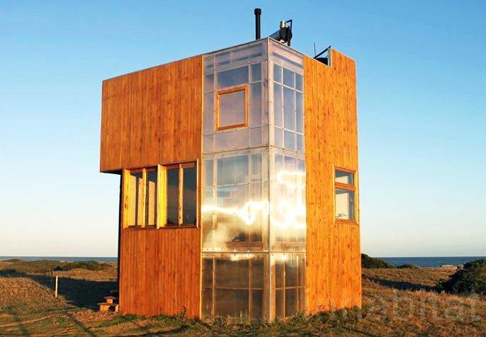Rosario Talevi - Abierta Uruguay - Summerhouse - Selfbuild - Humble Homes