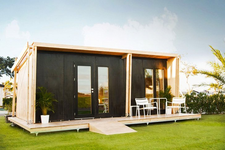 Prefabricated Tiny Houses for 50000