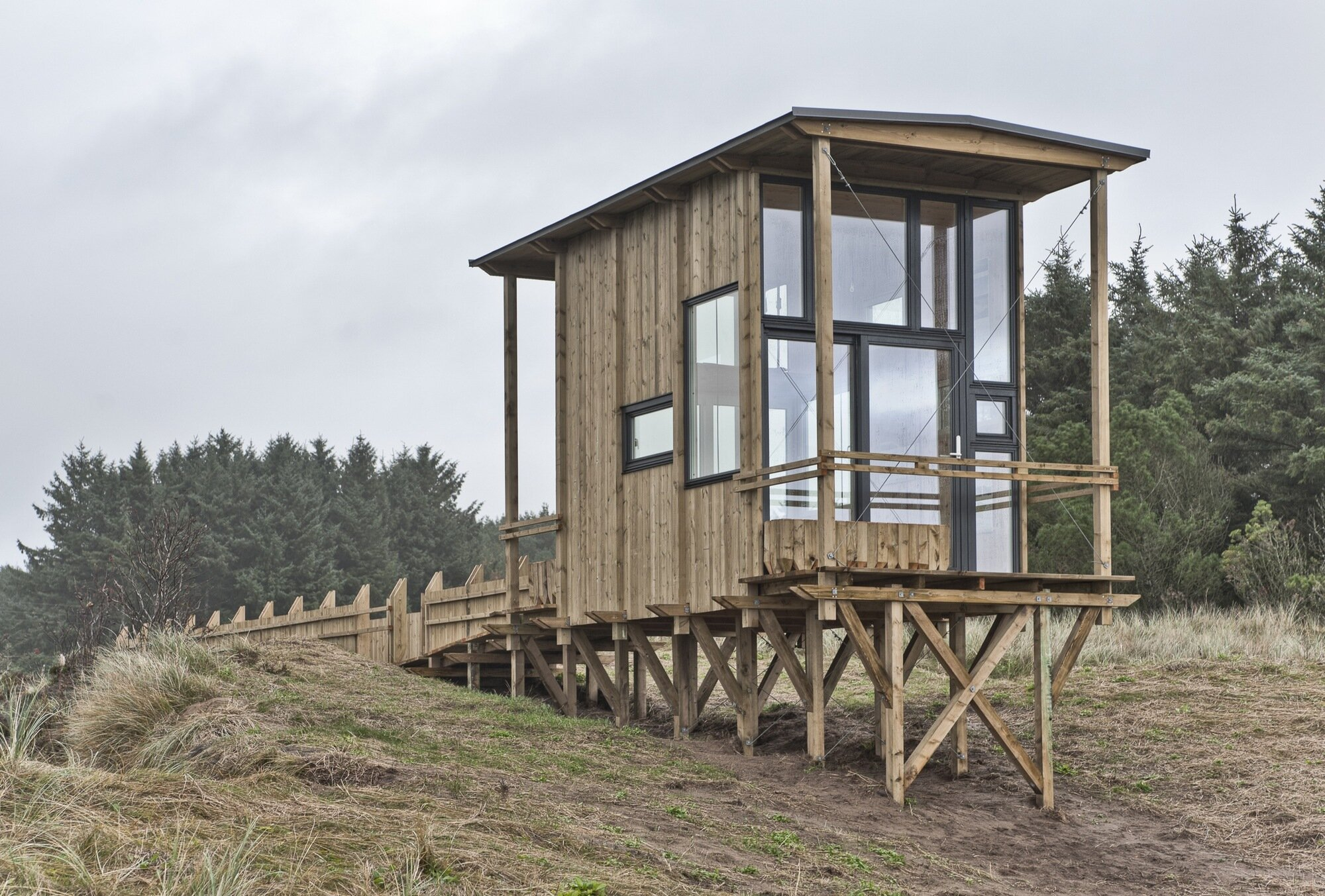 Lyset paa lista an outpost to preserve rural norway - Norwegian wood houses ...