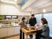 AnL Studio - Tiny House - Mondang House - Seoul - South Korea - Dining Area - Humble Homes
