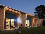 Diane Middlebrook Memorial Building - Small Houses - CCS Architecture - California - Exterior - Humble Homes