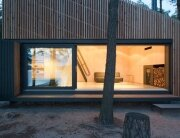 Lake Cabin - FAM Architekti - Czech Republic - Exterior - Humble Homes