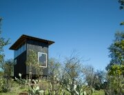 Charred Cabin - Nicolas del Rio - Chile - Exterior - Humble Homes