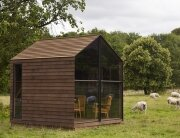 Wood Shed - Studio - Paul Smith - Nathalie de Leval - Exterior - Humble Homes