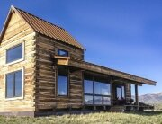 Clark Stevens - Little Lost Cabin - Summit Spring Ranch - Exterior - Humble Homes