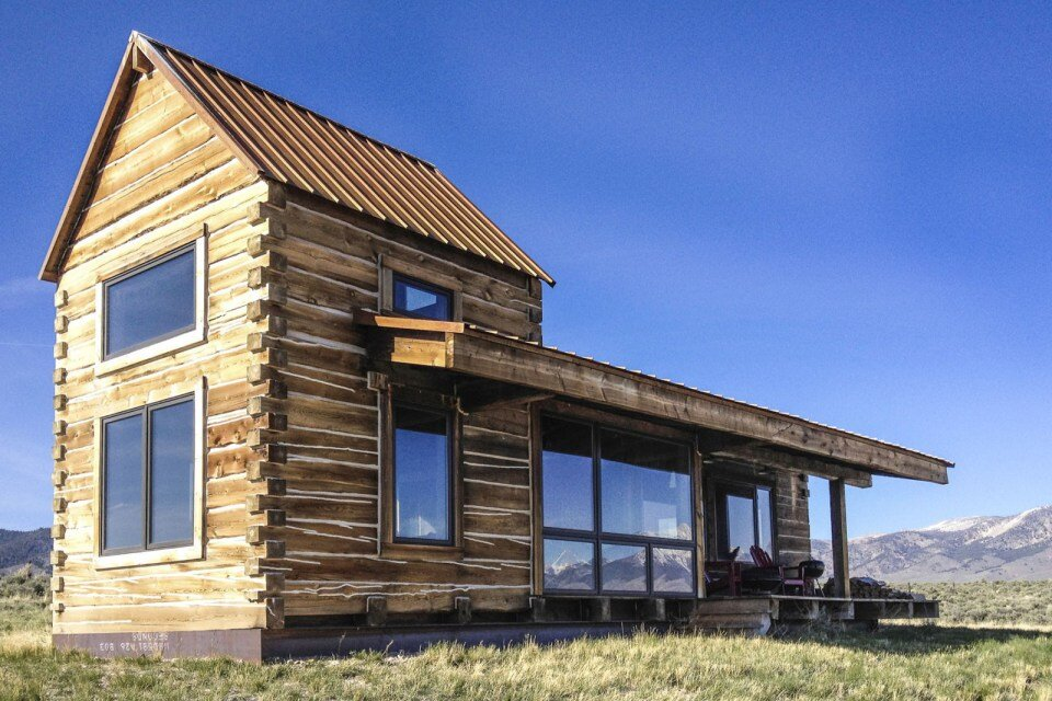 PODhouse 39 S Arched Micro Cabins