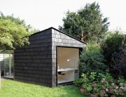 Garden Studio - Serge Schoemaker Architects - The Netherlands - Exterior - Humble Homes