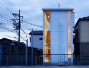 Takahashi Maki - Small House - Shiokami Daisuke - White Hut - Japan - Exterior - Humble Homes