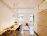 Eixample Apartment Renovation - Barcelona - Study - Humble Homes