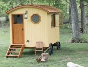 Gute - Shepherds Hut - Tiny House - Canada - Exterior - Humble Homes