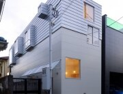 House in Ookayama - Multi-Generational House - Torafu Architects - Japan - Exterior - Humble Homes