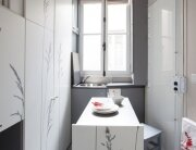 Kitoko Studio - Tiny Apartment - Paris - Dining - Humble Homes