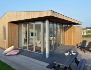 Small Holiday Home - Bloem and Lemstra Architects - The Netherlands - Exterior - Humble Homes
