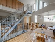 Multi-Generational House - SNARK - OUVI - Tourimachi - Living Space - Humble Homes