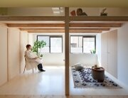 Small Apartment - Fujigaoka T - Sinato - Japan - Living Area - Humble Homes