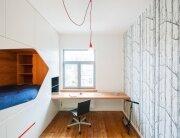 Sleeping Nook - Van Staeyen Interieur Architecten - Belgium - Desk - Humble Homes
