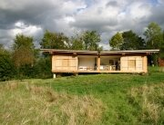 Small House - House in The Meadow - ARBA - France - Exterior - Humbe Homes