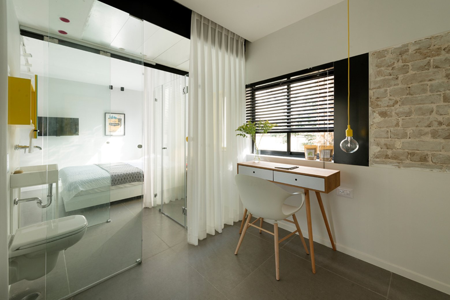 Gallery Of Cheap Apartments Tel Aviv Idea In Tel Aviv Small Apartment Maayan Zusman Interior Design Tel Aviv