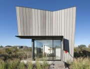 Beach Hampton - Small House - Bates Masi Architects - New York - Exterior - Humble Homes