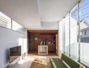 SEPA - Small House -S Shintaro Matsushita + Takashi Suzuk - Japan - Living Room - Humble Homes