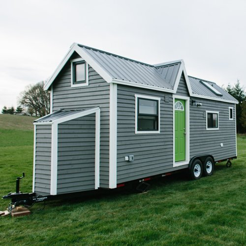 Turtle Tiny House Plans