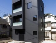 Hibarigaoka S house - Small Japanese House - Kaida Architecture Design Office - Japan - Exterior - Humble Homes