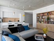 Apartment in Vilnius - Normundas Vilkas - Lithuania - Living Area - Humble Homes