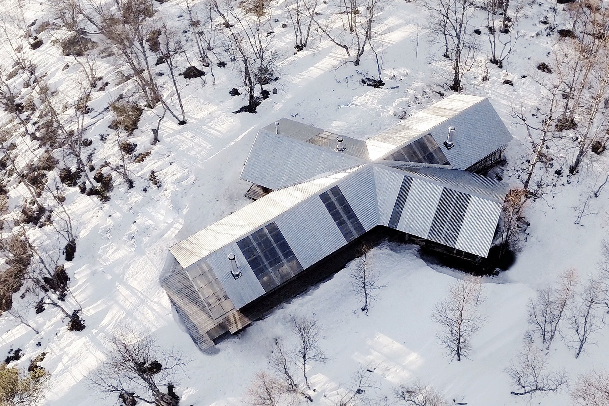 Tin Can Cabin A Shipping Container Home In Wisconsin