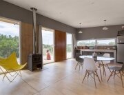 Family Holiday Home- Moirëarquitectos - Buenos Aires - Kitchen Dining Room - Humble Homes