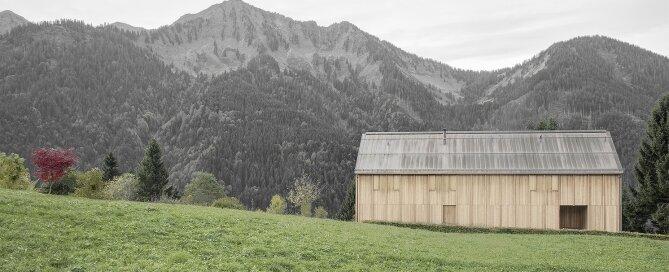 Haus am Stürcherwald - Bernardo Bader Architekten - Austria - Exterior 2 - Humble Homes
