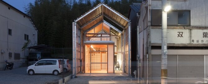 House of 33 Years - ASSISTANT - Japan - Exterior - Humble Homes