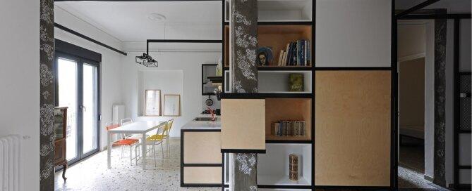 POLYTOPO - Z-level - Greece - Living Area - Humble Homes