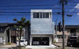 Shinnohon House K –  A Contemporary Family Home from Japan's Suburbs