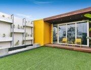 Studio for Two - Studio Wood - India - Garden - Humble Homes