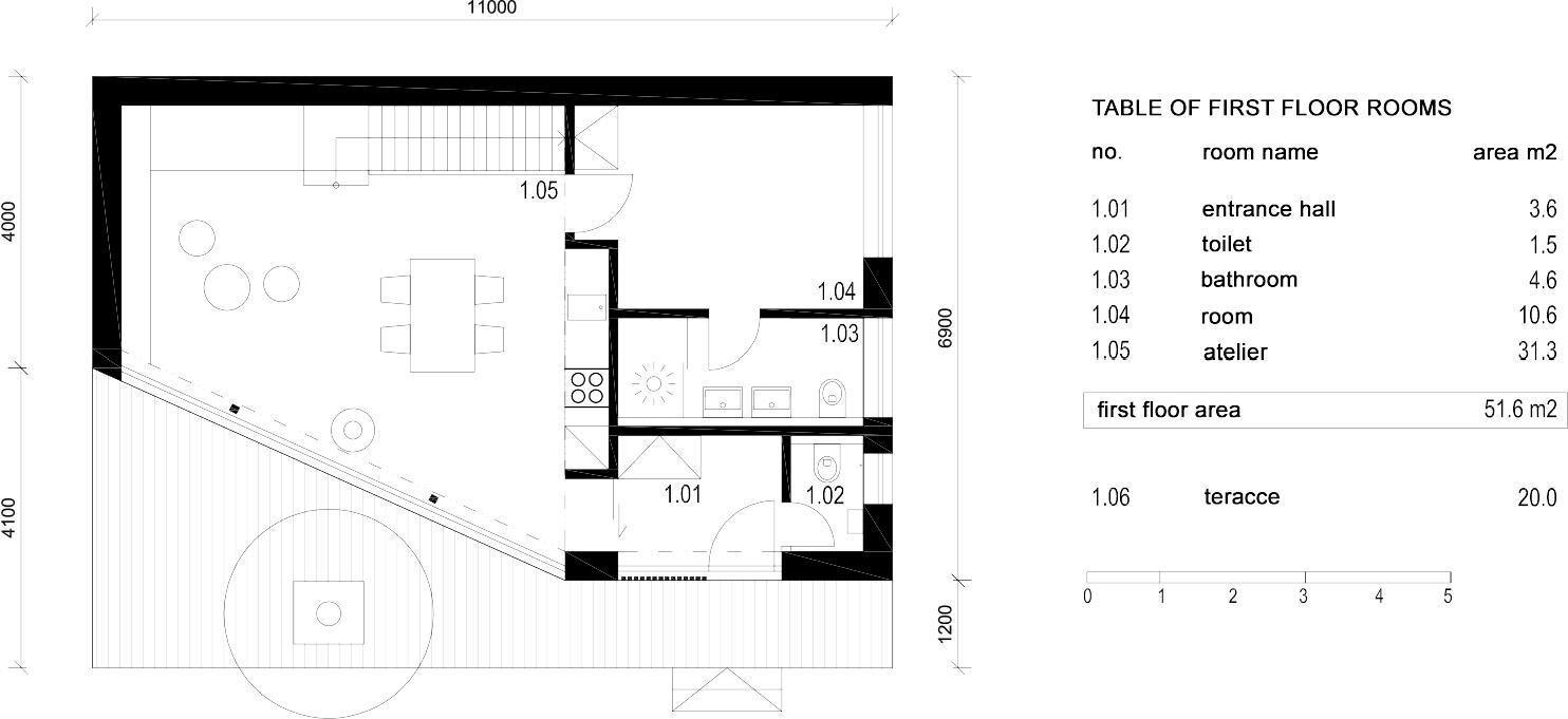 Atelier-Klánovice-Prodesi-Czech-Republic-Floor-Plan-Humble-Homes