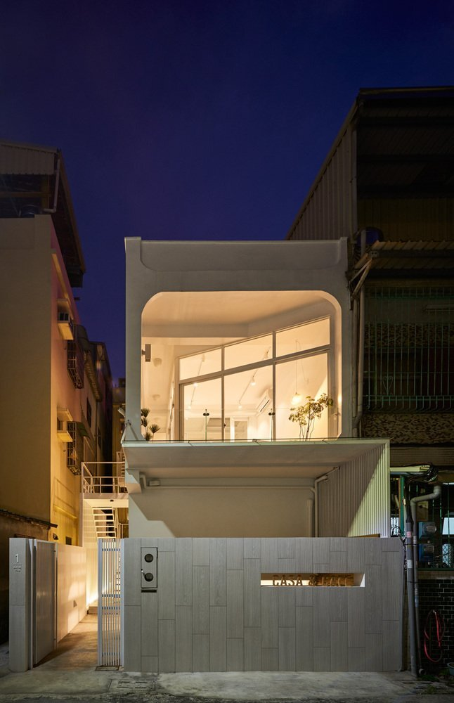 House H - HAO Design - Taiwan - Exterior - Humble Homes